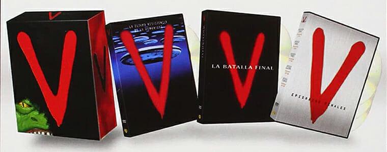 Serie V completa 1984 Dvd