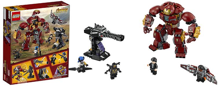Tienda Portalcienciayficcion.com LEGO Super Heroes - Incursión ...